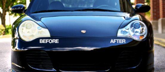 VIP Headlight Restoration
